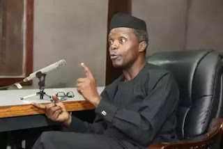 Nigeria's future glory better than the past - Osinbajo