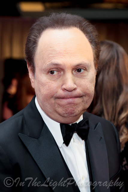 Celebrity Fight Night 2013 Red Carpet Billy Crystal