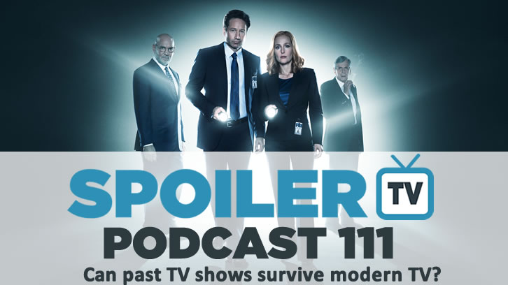 STV Podcast 111 - Should old shows come back from the dead?