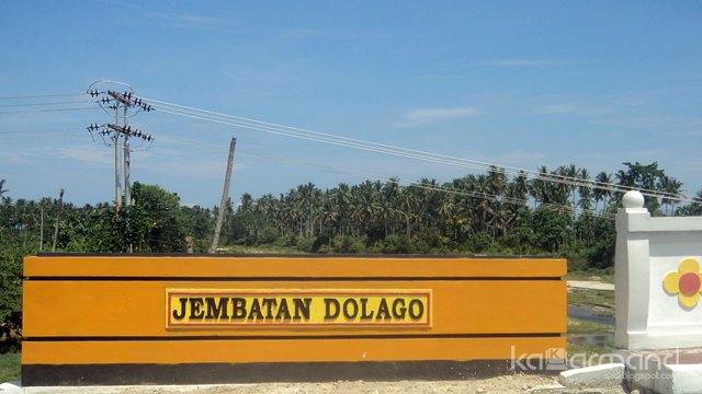 Foto Jembatan Dolago