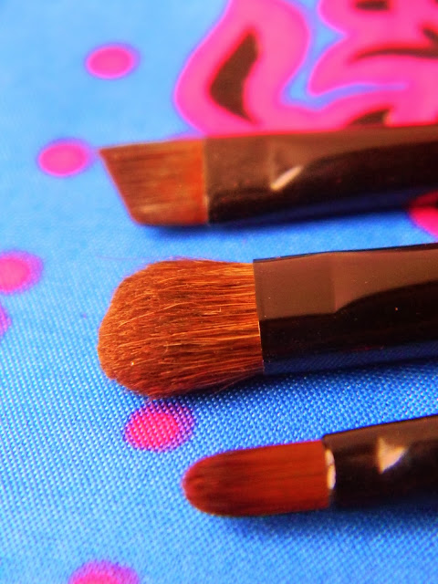 kit de pincéis de maquiagem Natura