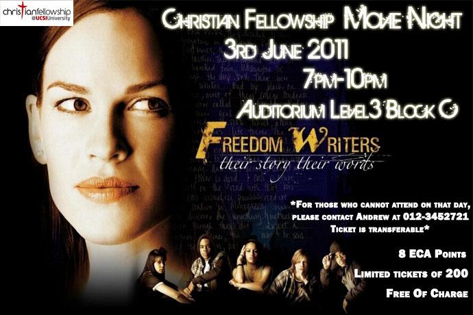 Freedom writers cast