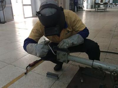 Tuyển 20 thợ gia công cơ khí đi làm ở Nhật Bản