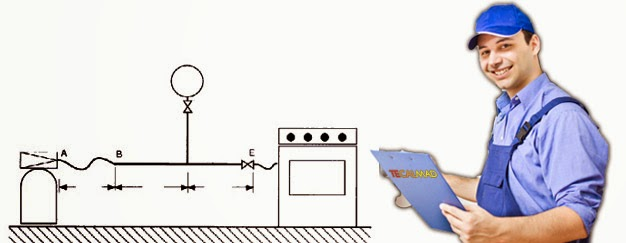 Servicio cocinas de gas el t cnico de calderas for Servicio tecnico grohe madrid