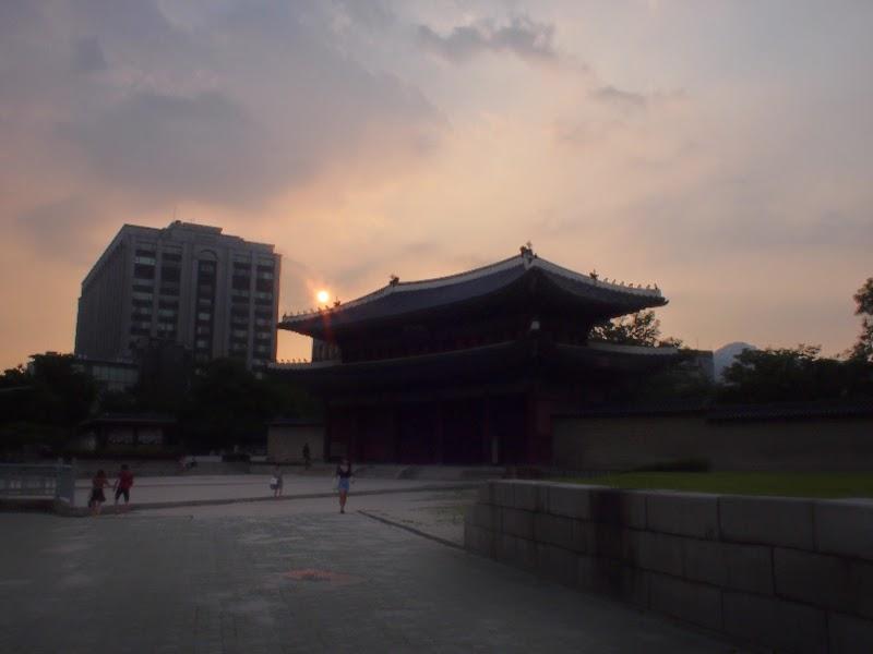 Ewha University Summer Studies Travel Seoul Changdeokgung lunarrive blog singapore yoogane