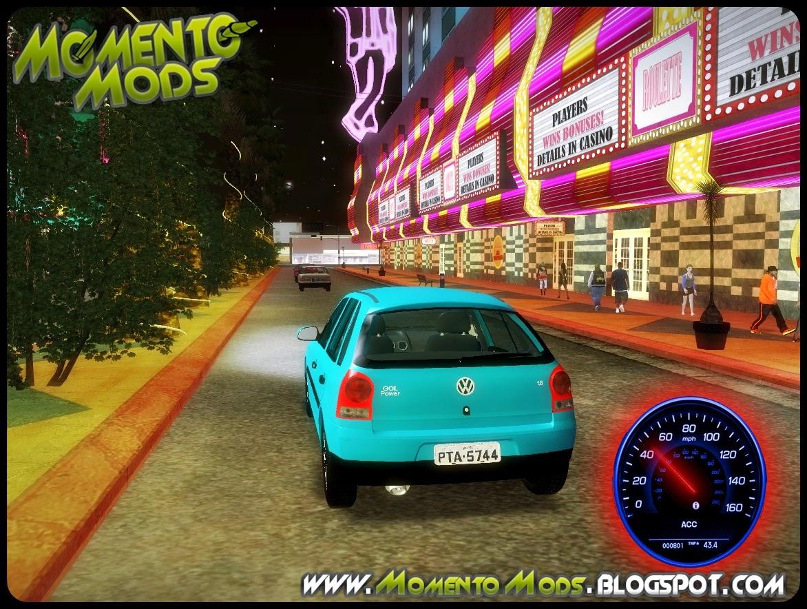 GTA SA - Velocímetro Neon