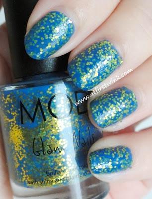 Modi Glam Nails nail polish 76 - First Avenue