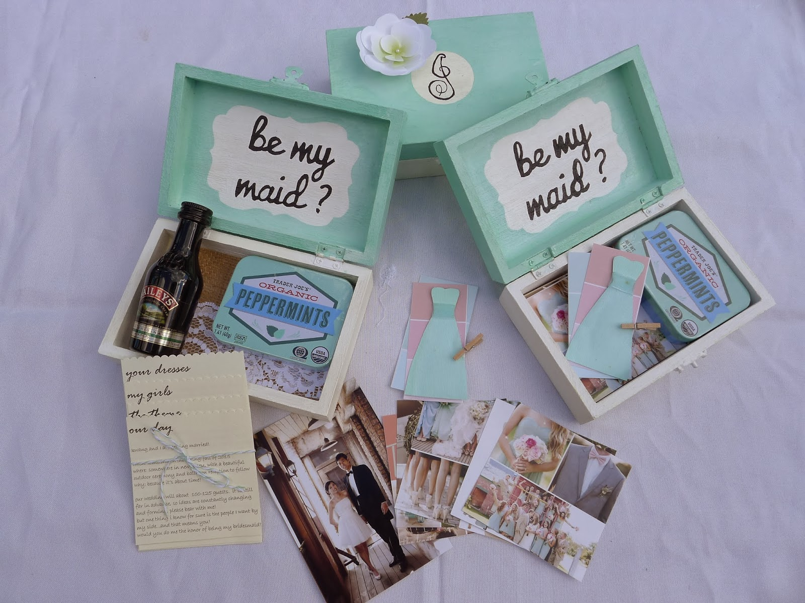 the wedding diaries be my bridesmaid boxes my cute bow cosplayer lifestyle blogger. Black Bedroom Furniture Sets. Home Design Ideas