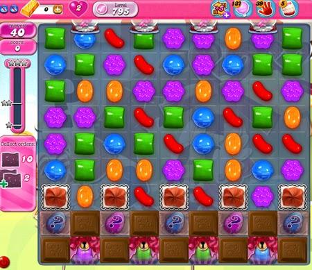 Candy Crush Saga 795