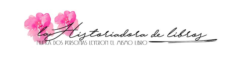La Historiadora de Libros