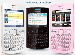 Nokia Asha 205 price in India image