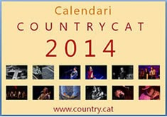 Calendari Countrycat 2014