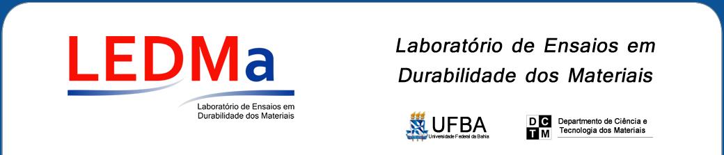 LEDMa - Laboratório de Ensaios em Durabilidade dos Materiais