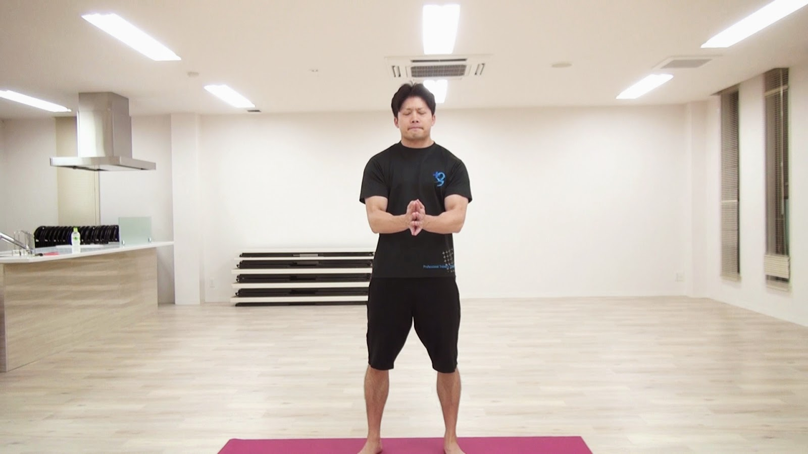 胸のトレーニング(下)
