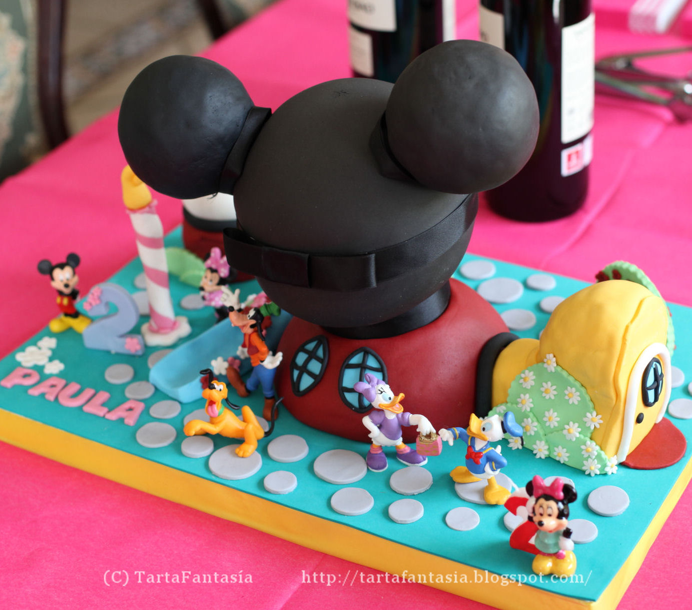 descargar la casa de mickey mouse gratis