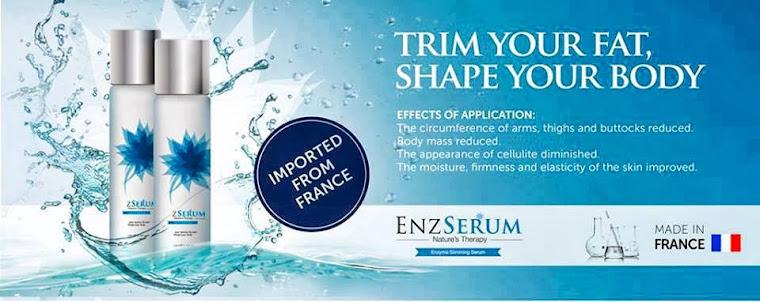 ENZSERUM Enzyme Slimming Serum Why Choosing Enzserum