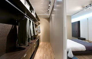 Cabine Armadio Luxury : Motartis la cabina armadio