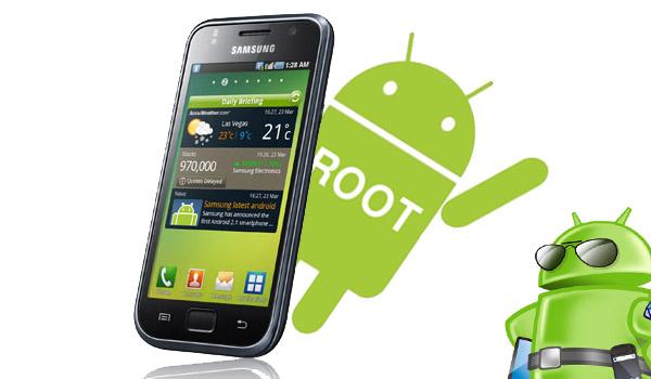 Cara Root Samsung Galaxy S GT-I9000