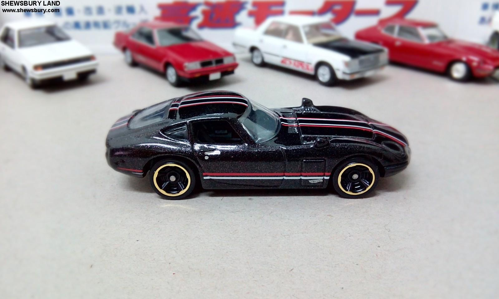 toyota 2000gt is a rare iconic japanese sports car produced by toyota and probably even till today it is still one of the best sports car ever produced by - Rare Hot Wheels Cars 2015