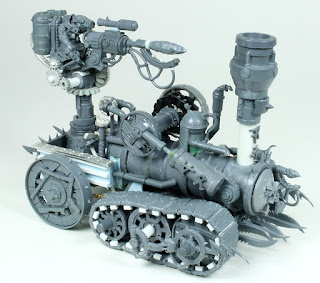 Skaven Doomwheel Conversion