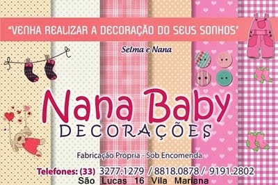 Nana baby Decoracoes