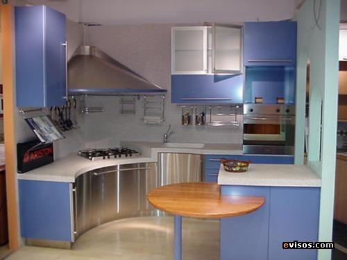 Todo de madera cocinas integrales for Muebles de cocina 1 80m