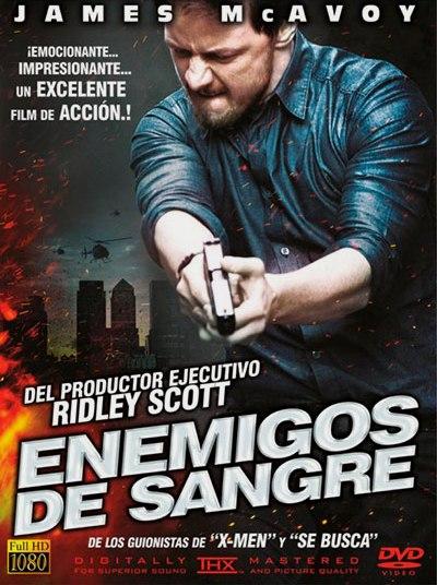 Enemigos de Sangre (2013) [Dvdrip] [Latino] [1 Link]