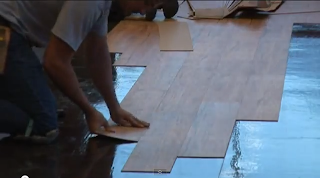 MagScapes - magnetic Flooring system