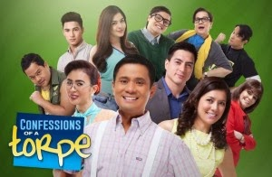 Confessions of a Torpe is an upcoming Filipino comedy-drama television series to be released by TV5 on March 3, 2014 to replace Madam Chairman. it stars Ogie Alcasid, Gelli de...