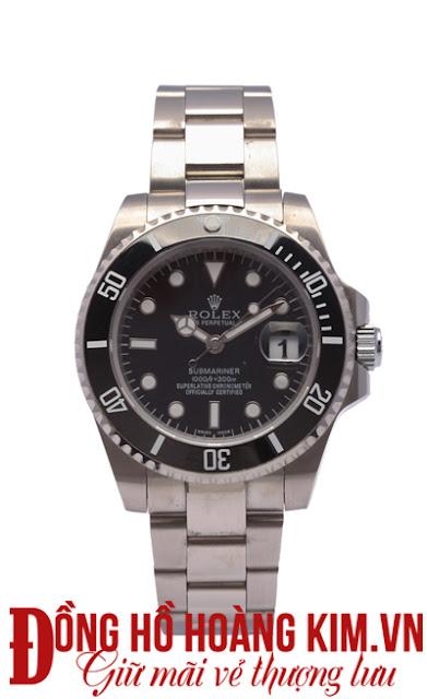Đồng hồ nam rolex với vẻ đẹp sang trọng