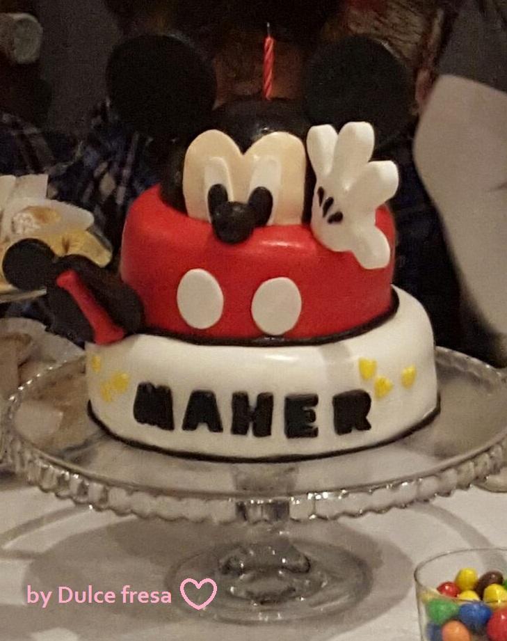 taart voor 2 jarige