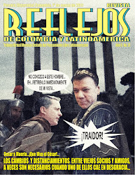 """SALIO REVISTA """"REFLEJOS DE COLOMBIA Y ALTINOAMERICA"""" N° 31"""