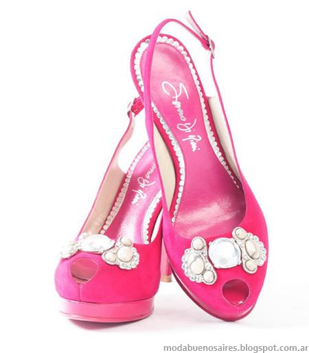 Zapatos de fiesta 2013 Saverio Di Ricci