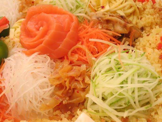 Sushi King Yu Sang Johor