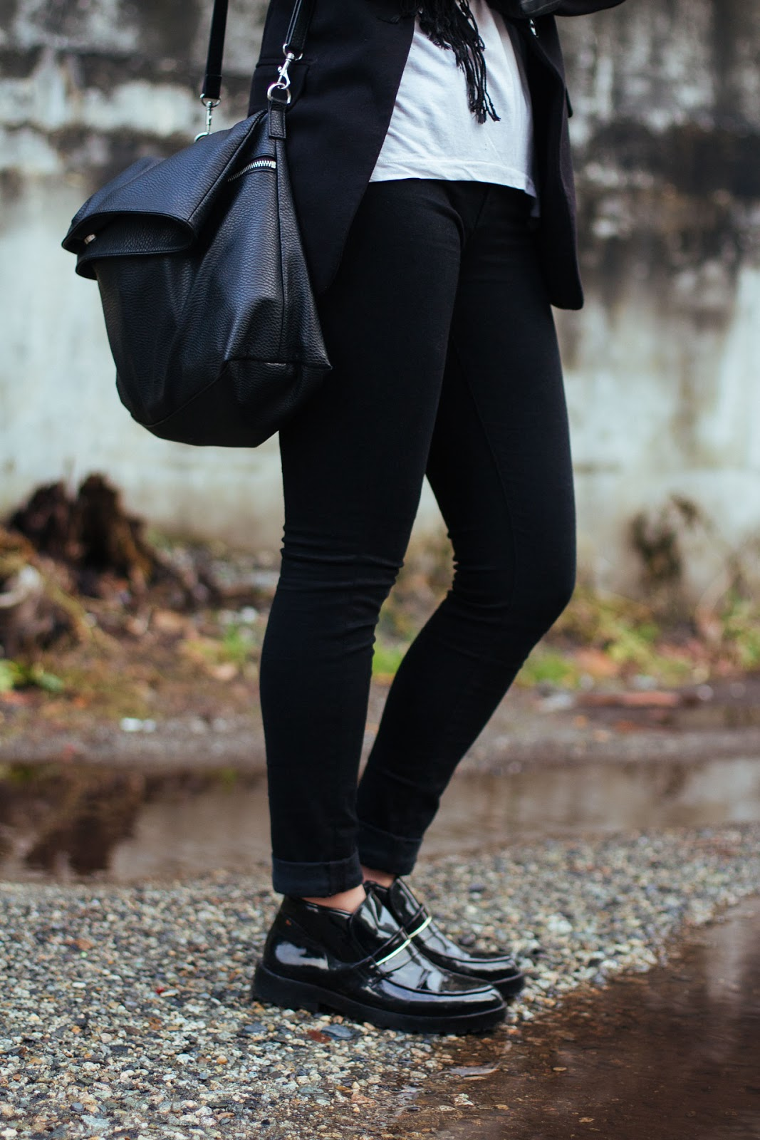 Canadian Fashion and Personal Style Blogger - Outfit details