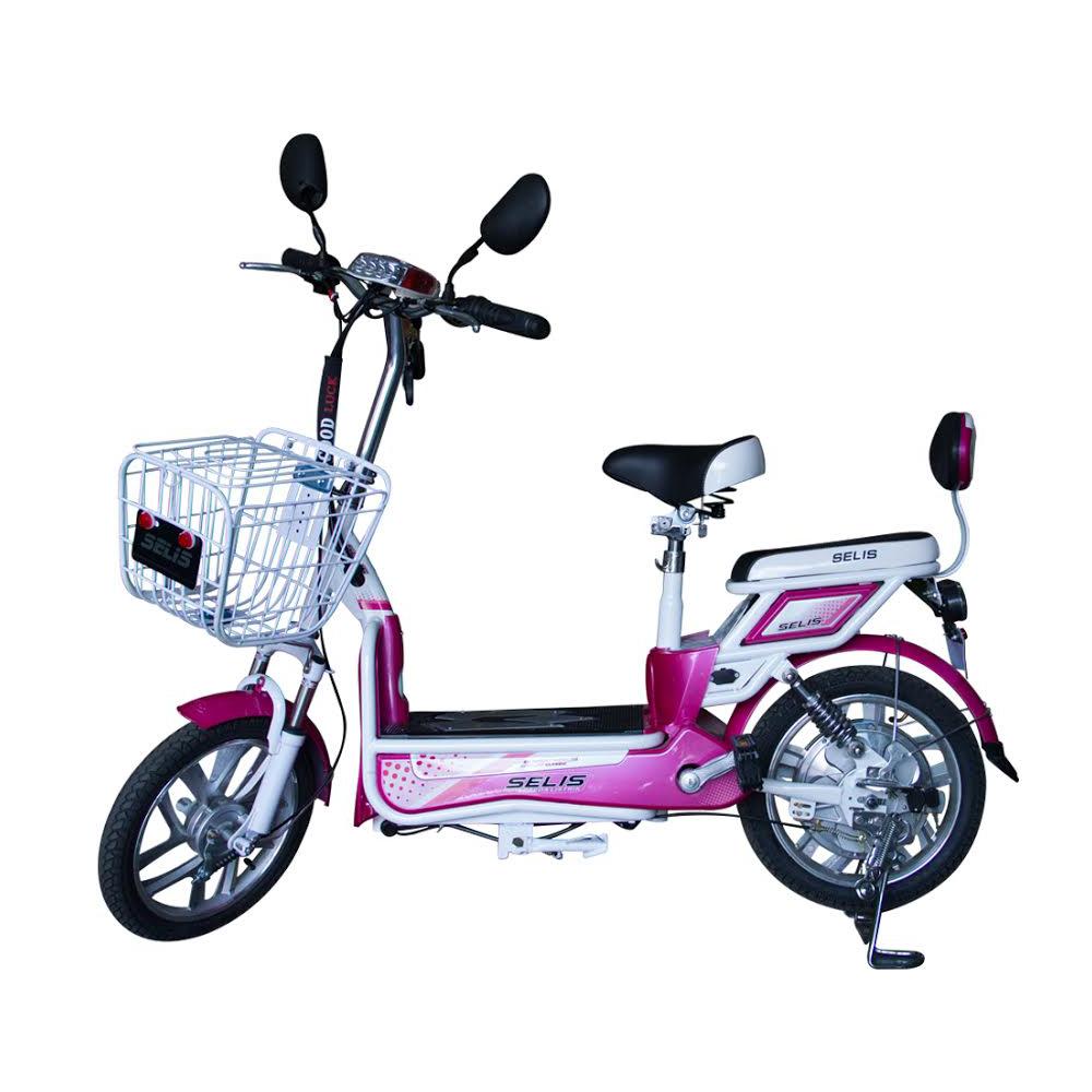 Selis Cendrawasih Motor Listrik Tipe Cleaning Cart