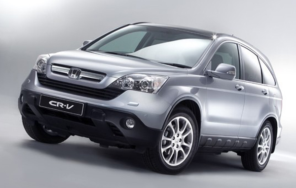 kredit all new crv images