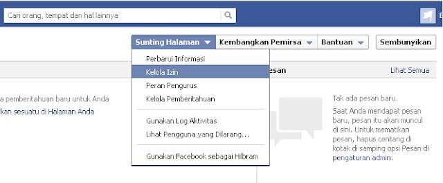 Cara Menghapus Fanspage di Facebook