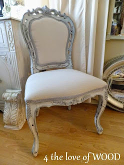 Upholstering chair back
