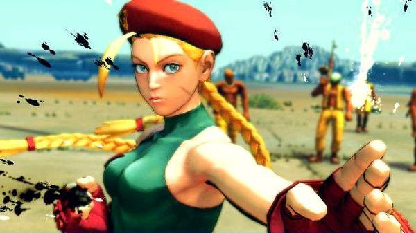 Street Fighter: Cammy - Street - 34.4KB