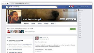 hack Mark Zuckerberg