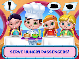 Cruise Kids - Ride the Waves Hungry Passengers