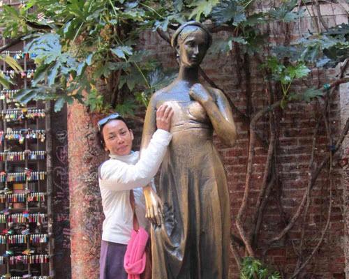 Payudara Juliet Verona