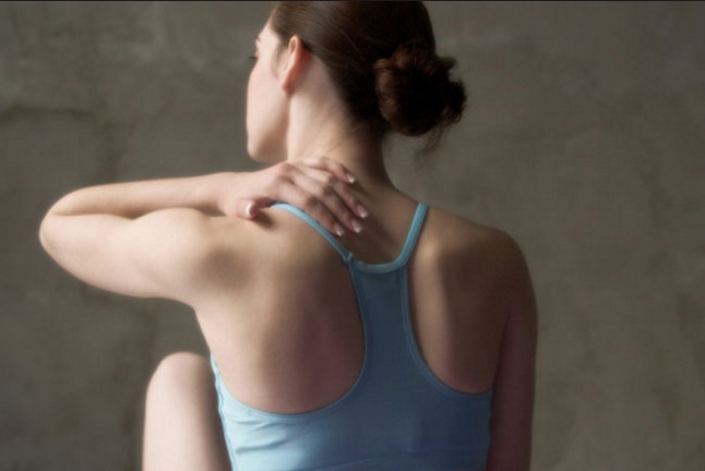 Ayurvedic Treatment for Neck and Shoulders