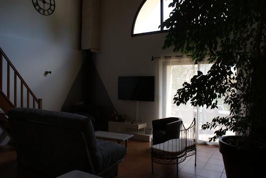 Villa olivier - Espace tv (photo de 2019)