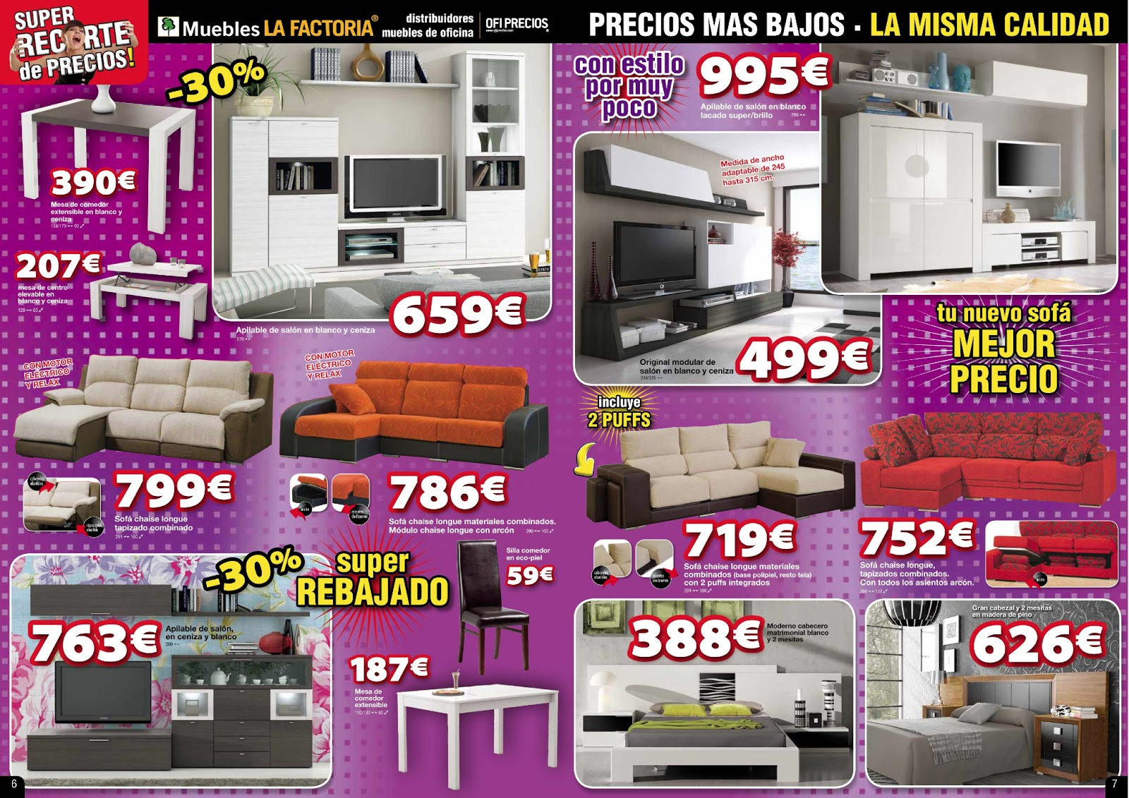 Muebles La Factoria Meressiero Awesome Trendy Affordable Muebles  # Muebles Epecuen