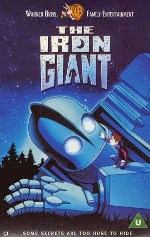 The Iron Giant 1999 Hindi Dubbed Dual HDRip 300Mb