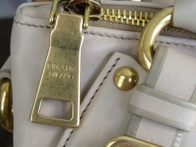 Prada Zipper Bag