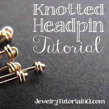 http://jewelrytutorialhq.com/how-to-make-a-knotted-headpin/
