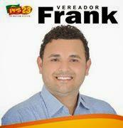 Vereador Frank